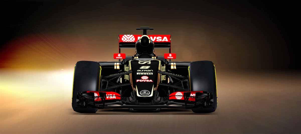 Fotobehang Formule 1.Formule 1 Auto Xxl Fotobehang