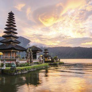 Indonesie-fotobehang