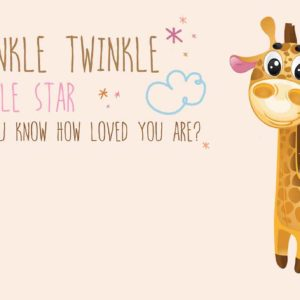 Giraf-TwinleTwinkle